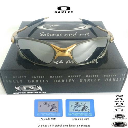 0d5912485 Oculos Oakley Double Xx 24k Juliet Squared Rubi Lançamento - R$ 89 ...