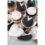 Cupcakes Temáticos Boda/casamiento (precio Por Docena)