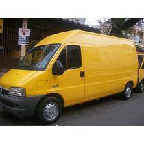Fiet Ducato Maxio Cargo 2,8 Tb Interculada Longa Teto Alto