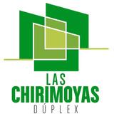 Emprendimiento Las Chirimoyas Venta Duplex In-pozo