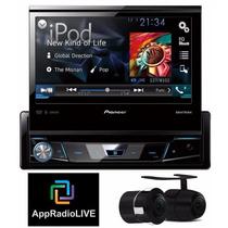 Dvd Player Pioneer Avh-x7780tv Usb Appradio Lanç P/ Gps 2015