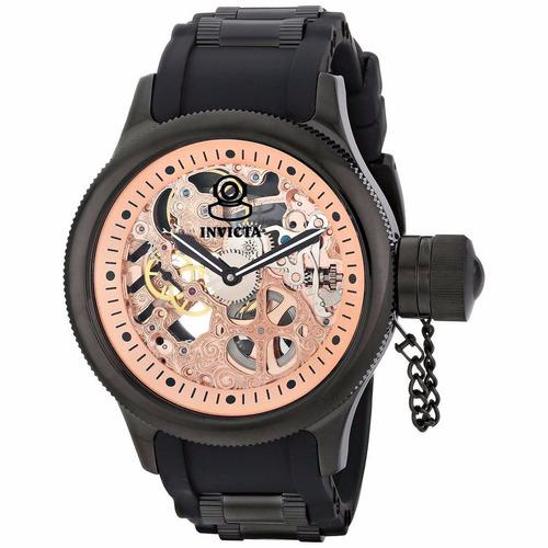 886852c6ece Relógio Invicta Russian 17283 Preto Masculino R  1 099