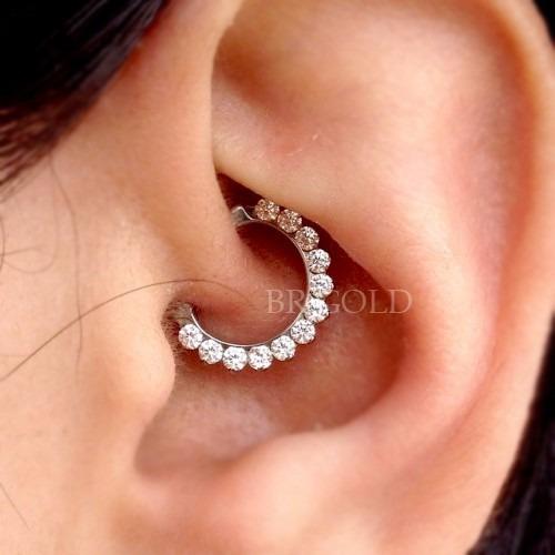 O Ring Piercing