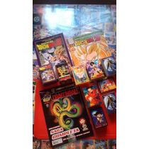 Coleção Dragonball Z Cards