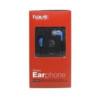 Auricular Havit C/microfono Almohadillas De Silicona Hv E8