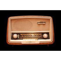 Radio Antiguo Alemán Nordmende Elektra E13 Excelente