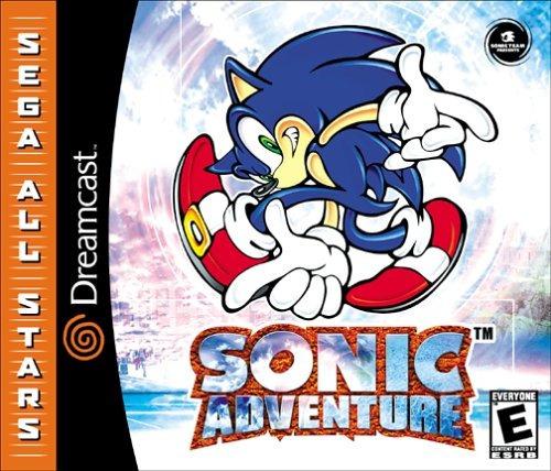 Sonic Adventure Sega Dreamcast 500 200 En Mercado Libre