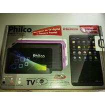 Tablet Philco Novo 8gb Com Receptor De Tv Digital