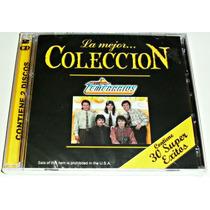 Cd Doble Los Temerarios / La Mejor Coleccion 30 Exitos Nuevo