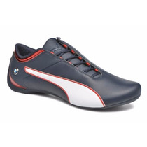 Zapatillas Puma Bmw Ms Future Cat S2 Azul C/blanco