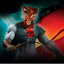 Sdcc 2016 Mega Scale Thundercats Phasing Tygra Mezco Tigro