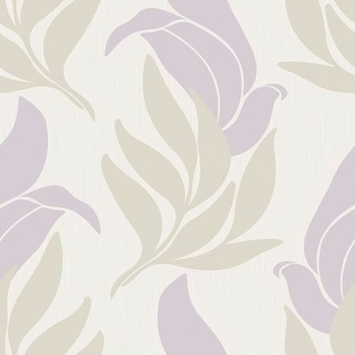 Papel tapiz 87182 pared flores vintage ladrillo - Papel pared ladrillo ...