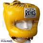 Careta Cleto Reyes Con Barra De Acero Amarillo