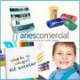 Kit Set Combo Escolar 5 Piezas * Super Promo * Microcentro