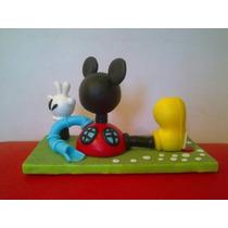 Adorno Para Torta Casa De Mickey Mouse