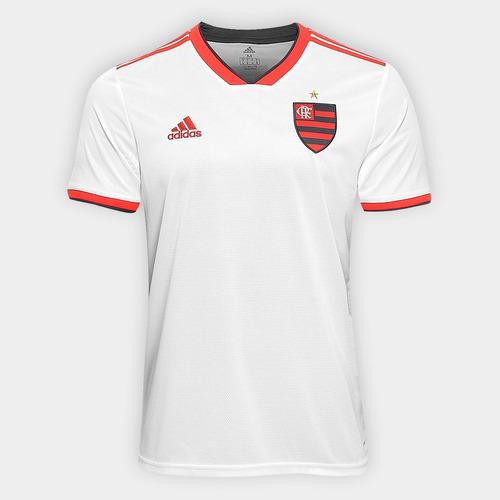 Camisa Flamengo - Uniforme 2   2018 - Frete Grátis - R  129 b3d8933cc1a2b