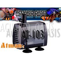 Bomba Atman At-103 1000 Lts/h - Envíos A Todo El Pais