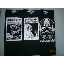 Remeras Adidas Originals Star Wars Mangas Cortas