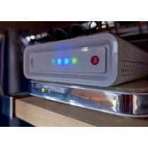 Modem Cavlevision Funcionando A 150 Megas Izzi Cablecom