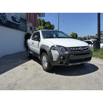 Anticipo$58.000 Y Cuotas-fiat Strada Adventure Doble Cabina