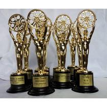 Estatuilla Pemio Oscar De Película Personaliza Gratis