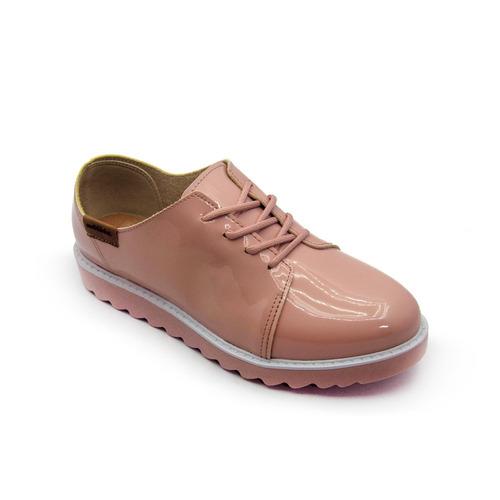 ef36f644e Sapato oxford infantil molekinha preto rosa verniz em mercado livre jpg  500x500 Sapato infantil oxford molekinha