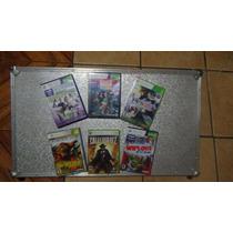 Vendo Lote De Jogos Originais Para Xbox 360
