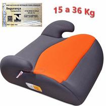 Assento Infantil Booster Auto Carro Criança Elevação 15-36kg