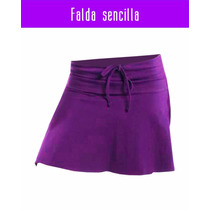 Falda De Tela Deportiva Gigafitness