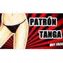 Patrones Lenceria Tangas Pantys Sostén Hilo Sexy Pijamas
