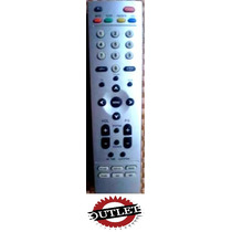 Control Remoto Tv Lcd Mitsui