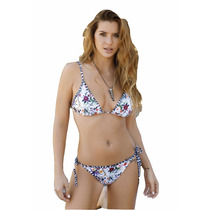 Bikinis 2017 Triangulo Y Colaless Sweet Lady 746-17 Mallas