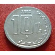 Mexico Moneda 10 Centavos 2002