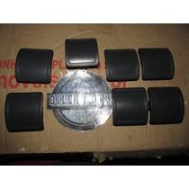 Tampa E Acabamento Do Relógio Painel S-10 Blazer Gm 95/00