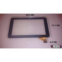 Touch Cristal Digitalizador 7 Tablet China Ytg-p70025-f5