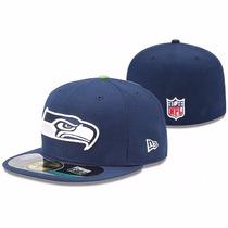 Gorra New Era On Field 59fifty Seattle Seahawks 7 1/4