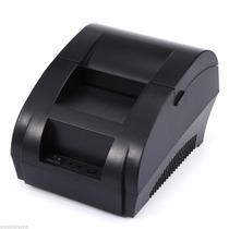 Impresora De Tickets Usb 58mm Punto De Venta Nueva
