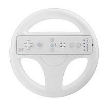 Volante Wii Wheel Wii/ Wii U Blanco Mario Kart