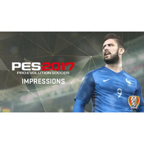Pro Evolution Soccer: Pes 2017 Steam Cd Key Original Promo
