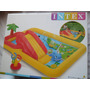 Pileta Inflable Ocean Center Intex