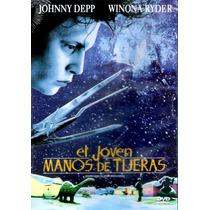Dvd Joven Manos De Tijera (edward Scissorilands)- Tim Burton