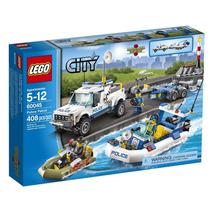 Lego City Poliçia 60045, Novo, Pronta Entrega