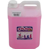 Liquido Bolha De Sabão - Bolinhas De Sabão Fluido 5 Litros