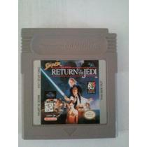 Super Star Wars Return Of The Jedi Gameboy Nintendo Gb