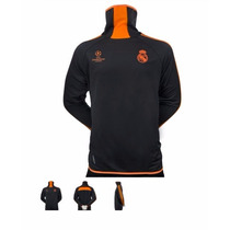 Buzo Del Real Madrid Adidas