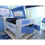 Máquina De Corte Laser Mdf Acrilico Papel Sj-1390/130w