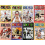 10 Mangas De One Piece Vol 1-10 Nuevos Español Panini