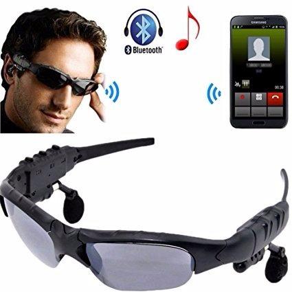Óculos De Sol Bluetooth Com Fone De Ouvido E Mp3 Player - R  49,90 ... 5c98de06d7