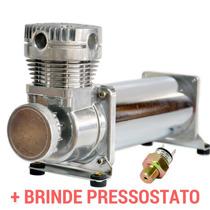 Compressor 480c, Suspenção Ar ,200psi , 12v+brinde