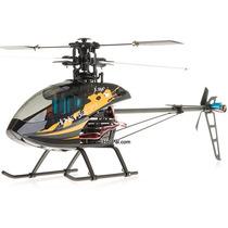 Helicóptero E-sky Honey Bee Cp3 Preto 6ch 2.4ghz Rtf